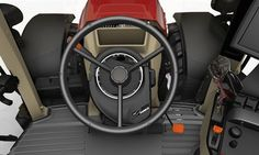 Case IH Guidance and Steering tools include AFS AccuGuide™ and AFS ElectriSteer. Farming System, Case Ih, Agriculture
