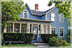 Town and Country Living: More Historic Homes in Sycamore, Illinois