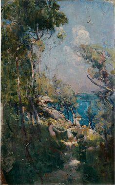 Arthur STREETON | Sydney Harbour: A souvenir