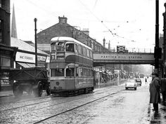 This is the Partick of my childhood. A three ha'penny half on the tram to school at Church St. Scotland History, Glasgow Scotland, Scotland Travel, The Second City, 2nd City, Old Pictures, Old Photos, Paisley Scotland, Scottish People