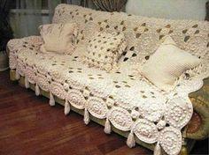 Resultado de imagem para receitas de capa de sofá com graficos