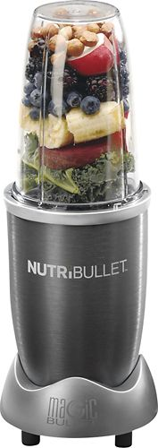 NutriBullet 24-Oz. Nutrient Extractor.  A tool that's so easy and fun to use it should be labeled a toy.  Plus the NutriBlasts it makes give me so much energy.