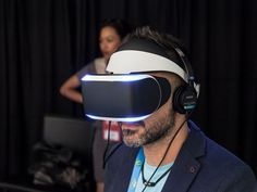 Virtual reality is no longer a distant sci-fi dream, but a burgeoning tech tool. We spoke with industry experts to see how it's impacting the modern business world. Xbox 360 Controller, Future Trends, Virtual Reality Headset, Vr Headset, Work From Home Moms, Apple Products, Innovation, Learning, Marketing