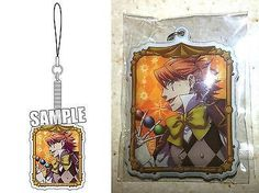Kuroshitsuji Trading Phone Jack Charm JOKER #9 Broccoli Aniplex Licensed New