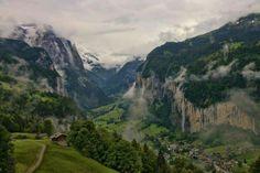 Lauterbrennan, Switzerland