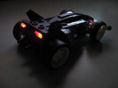 Proto Emperor ZX restored and restyled by Aran | Mini 4WD | #Mini4WD | #Tamiya