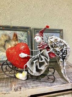 Лавка рукоделия Наталия Каргина - Ангелы бывают разные.Фото из интернета.   OK.RU