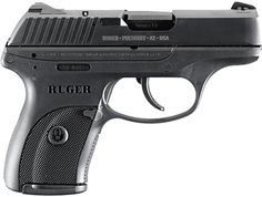"""$443.00  Ruger LC9 Centerfire Pistol, 3.12"""" barrel, 7+1 capacity, CA Approved! Just a heads up: this compact pistol has a VERY LONG trigger pull, as it is double-action only. It may take some getting used to."""