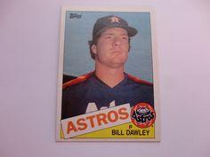 Bill Dawley 1985 Topps Baseball Card
