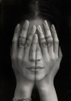 "(No way. I can hardly believe this is a painting.) ""Mirror"", Oil on canvas by Tigran Tsitoghdzyan"