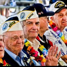 Nothing to do with my country theme but these men deserve everyone's respect they fought and died for our freedom