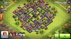 About Clash of Clans!  Clash of Clans is an epic combat strategy game. Build your village train your troops and battle with millions of other players online! Forge a powerful Clan with other players and crush enemy clans in clan wars.  Clash of Clans is an addictive mixture of strategic planning and competitive fast-paced combat. Raise an army of Barbarians Wizards Dragons and other mighty fighters. Join a Clan of players and rise through the ranks or create your own Clan to contest…