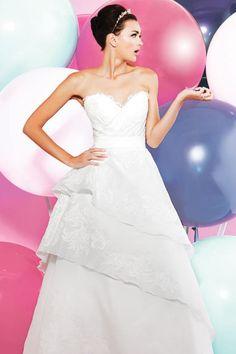 ec0650d61af 50 Creative Ways to Use Balloons in Your Wedding. Wedding Dress ShoppingWedding  DressesBridal ...