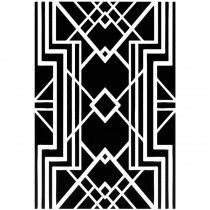 Ultimate Crafts The Ritz Dies - Diamond Geometry Background
