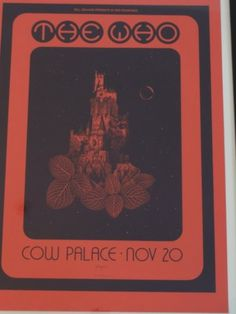 Photo of THE WHO 'VINTAGE' CONCERT POSTER Vintage Concert Posters, Band Posters, Music Love, Sounds Like, Graphic Design, Pure Products, Rock, Feelings, Paper