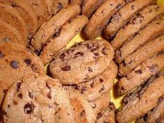 Galletas dulces de chocolate en microondas Microwave Recipes, Cooking Recipes, Delicious Deserts, Christmas Cooking, Chocolate Cookies, Savoury Dishes, Diy Food, Food Inspiration, Sweet Recipes