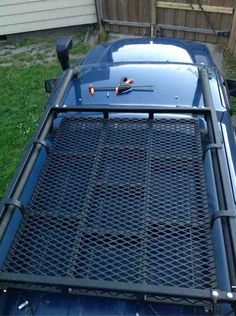 DIY ROOF RACK More