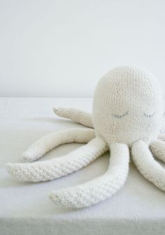 The Purl Bee. Octopus. /