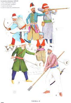 Turkish Military, Turkish Army, Military Art, Military History, Military Uniforms, Historical Art, Historical Costume, Turkey History, Islam