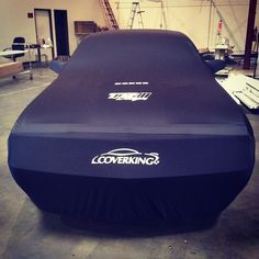 Coverking Two-Tone Satin Stretch Indoor Custom Fit Car Cover for Nissan GT-R