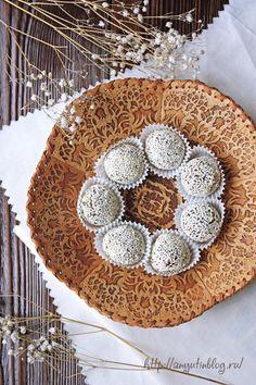 Конфеты из сухофруктов и орехов. #homemade, #sweet, #healthy, #raisins, #recipes, #food