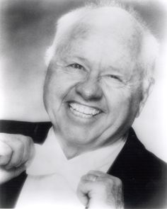 Mickey Rooney. The Last Actor from Hollywood's Golden Age. R.I.P.