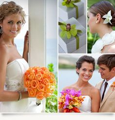 Trends for Weddings in Jamaica & Turks & Caicos: Tropical Beach Wedding Ideas at Beaches Resorts