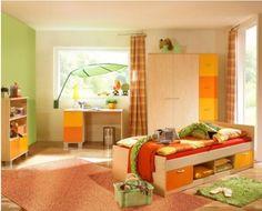 Dětský pokoj JOJO Bunk Beds, Loft, Storage, Furniture, Home Decor, Ebay, Europe, Exposed Closet, Built In Wardrobe