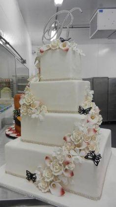buddy's wedding cakes | Wedding cake by buddy valastro!!