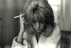 Catherine - photo by Jerry Schatzberg
