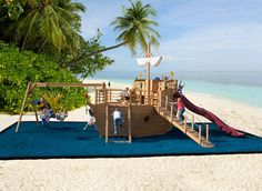 Youngster's Yacht Play Sets • Play Mor Wooden Swing Sets • Playsets