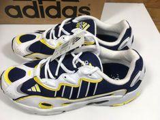 pretty nice c8199 a6461 VINTAGE 1990S ADIDAS Torsion Ozweego 3 Uk 9 Eu43 Running Shoes OG BNIB  Trainers. - £190.00   PicClick UK