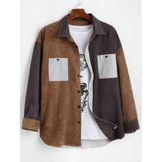 Women's Flares, Latest Mens Fashion, Online Clothing Stores, Types Of Shirts, Color Blocking, Casual Shirts, Long Sleeve Shirts, Yellow, Jackets