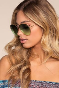 0fb63f2fa6 Groove With Me Aviator Sunglasses Cool Sunglasses