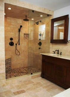 WILSON CONCEPTS & DESIGN   Master Bath