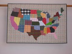 31. Plaid To Be An American | 53 Quilts To Eye, Create, Or Buy