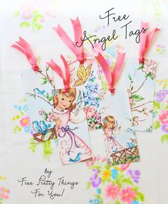Gorgeous Free Angel Tags @penny shima glanz Douglas Pretty Things For You