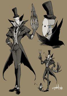 New cool art doodles etsy Ideas Fantasy Character Design, Character Design Inspiration, Character Concept, Character Art, Dnd Characters, Fantasy Characters, Monster Concept Art, Identity Art, Creepy Art