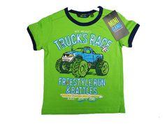 ook deze shirtjes zijn van de nieuwe collectie.  ze zijn er in oranje paars en groen   leverbaar in maat 92 - 98 - 104 en 110  €8,95  www.ctkidswear.nl