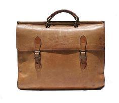 Vintage British Briefcase