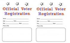 official voter registration