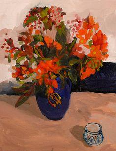 Laura Jones – 2013 With Flowers