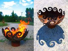 great fire ring