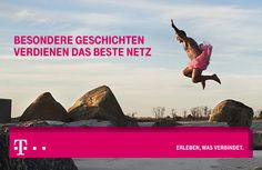 """""""Life writes countless true and moving stories. We want to pick up on some of these unbelievably emotional and moving stories and give them a platform,"""" said Hans-Christian Schwingen, Head of Brand Strategy and Marketing Communication at Deutsche Telekom. Philipp Friedel, Head of Market Communication at Telekom Deutschland, added: """"The story of Linda and Bob …"""