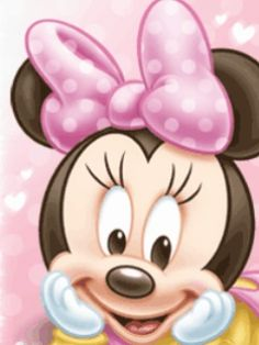 baby minnie mouse hd wallpaper - Google Search Minnie Mouse Pics, Minnie Mouse Baby Shower, Baby Mouse, Disney Art, Hd Wallpaper, Google Search, Disney Characters, Wallpaper In Hd, Wallpaper Images Hd