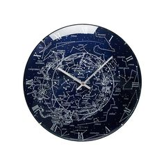 It's always the perfect time for stargazing with this constellation clock.