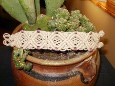 Hemp Bracelet  KnottyHempCreations.etsy.com