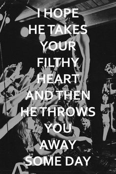 If you can't hang- Sleeping With Sirens