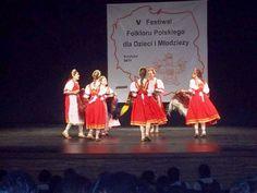 Grupo Folclórico Polonês Krakow. Arquivo: Portal da Prefeitura de Mallet.