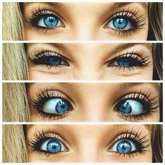 I want those eyes.